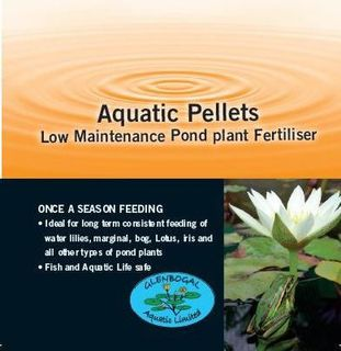 Aquatic tablet fertilisers