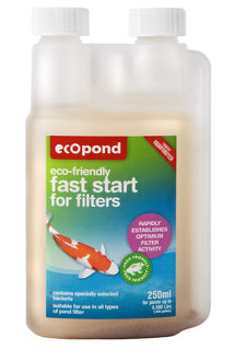 Fast Start for Filters (250ml)