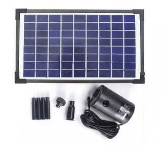 Solar Pump with Fountain - SP10 (10W)