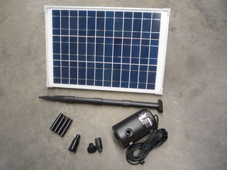 Solar Pump with Fountain - SP20 (20W)