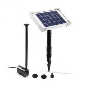 Solar Pump with Fountain - SP2 (2W)