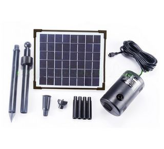Solar Pump with Fountain - SP5 (5W)
