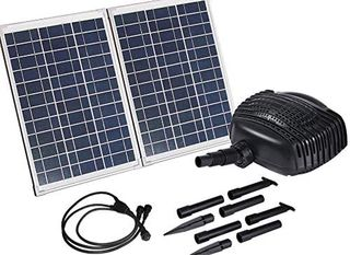 Solar Pump with Fountain - SP25 (25W) Stream pump