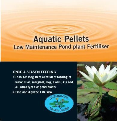 Aquatic Plant Fertiliser Pellets
