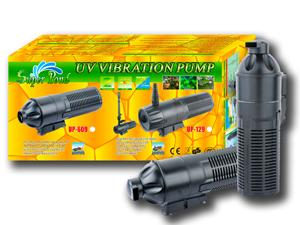 All-in-one Pond Pump and Filtration unit (Water circulation only)
