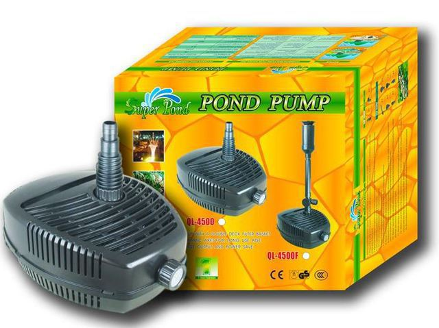Super Pond 4500 lph Dirty Water pump