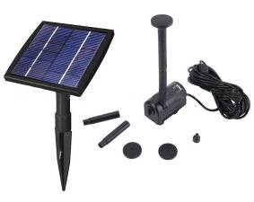 Solar Pump with Fountain - SP1.5 (1.5W)