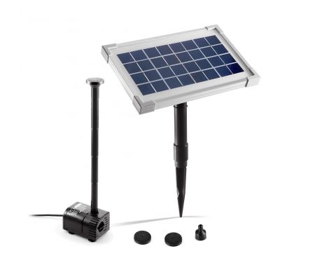 Solar Pump with Fountain - SP3.5 (3.5W)
